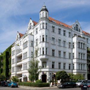 Ansbacher Straße Schöneberg