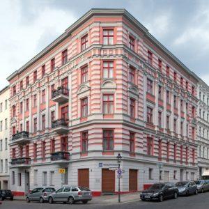 Chamissoplatz Kreuzberg