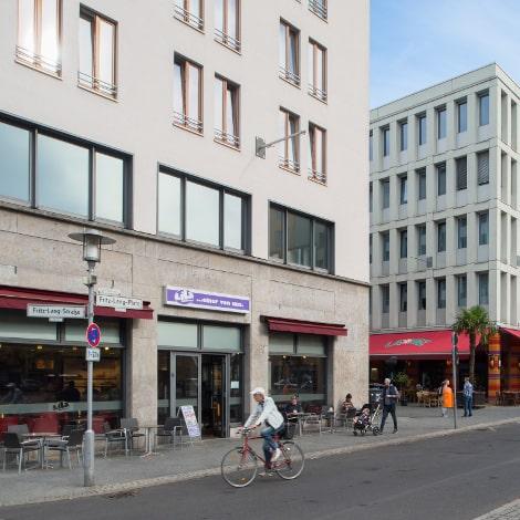 Fritz-Lang-Platz Hellersdorf