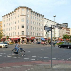 Gotzkowskystraße Moabit