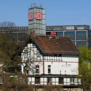 Hauptbahnhof Tiergarten