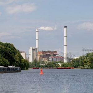 Heizkraftwerk Klingenberg Lichtenberg