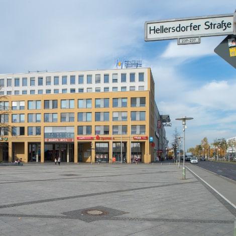 Hellersdorfer Straße Hellersdorf