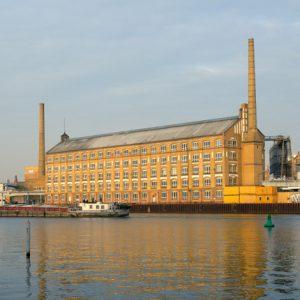 Industriegebäude Treptow