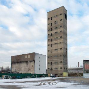 Industriegebiet Lichtenberg