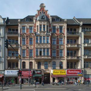Kaiser-Wilhelm-Platz Schöneberg