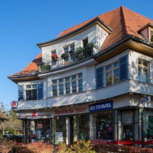 Königin-Luise-Straße Dahlem