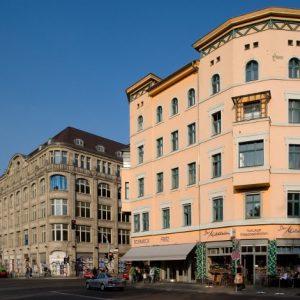 Oranienplatz Kreuzberg