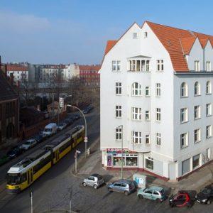 Ostkreuz Marktstrasse Lichtenberg
