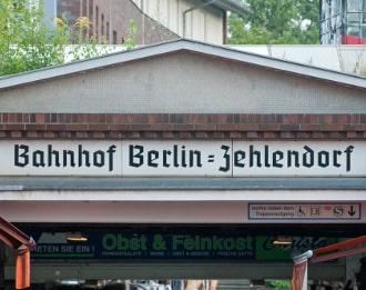 Rohrreinigung Zehlendorf