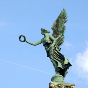 Victoria Statue Kreuzberg