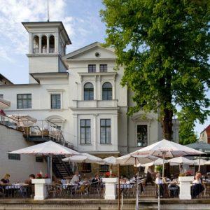 Weiße Villa Köpenick