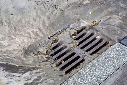 Rückstausicherung - Schutz vor Überschwemmungen