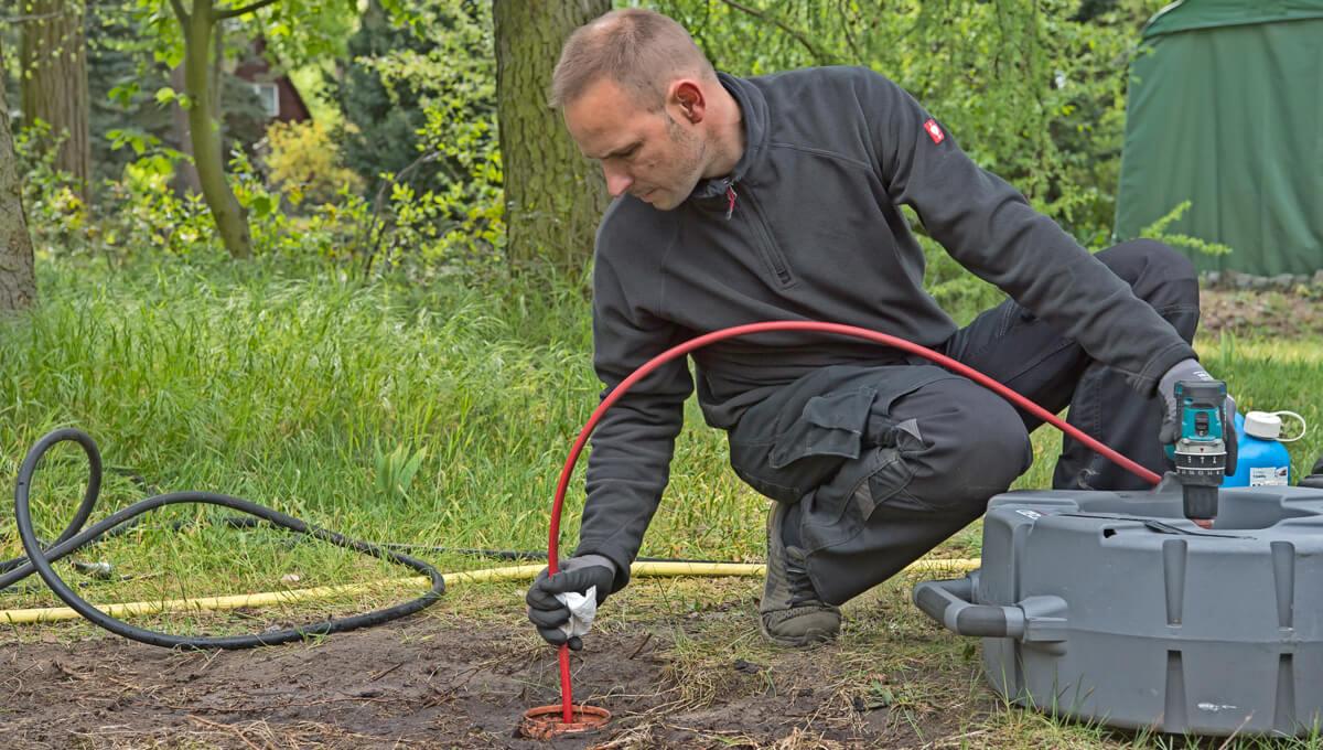 Rohrreinigung Notdienst - Abfluss-Hilfe-24 UG